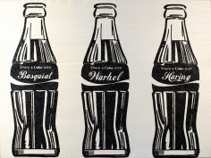 "Knowledge Bennett ""Coke Bottle (Share a Coke with...)"" Galerie LeRoyer"