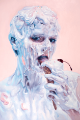 "Ivan Alifan ""Ice Cream"" Galerie LeRoyer"