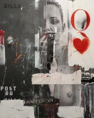"Denis Dulude ""Dame de Coeur"" Galerie LeRoyer"