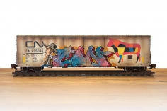 """Tim Conlon """"CN #22"""" Galerie LeRoyer"""