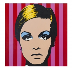 "Guy Boudro ""Twiggy"" Galerie LeRoyer"