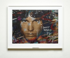 "Desire Obtain Cherish ""Jim Morrison's Bet"" Galerie LeRoyer"
