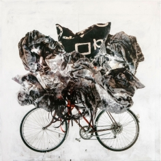 """Andre Petterson """"Ride"""" Galerie LeRoyer"""