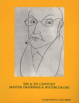 XIX & XX Century Master Drawings & Watercolors