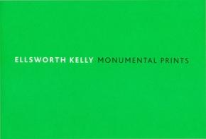 Ellsworth Kelly: Monumental Prints