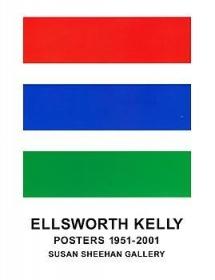 Ellsworth Kelly Posters 1951- 2001