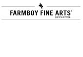 FARMBOY FINE ARTS - NEXT: HADIEH SHAFIE