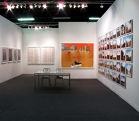 YANCEY RICHARDSON GALLERY AT THE ARMORY SHOW, NEW YORK