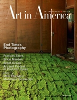 ANDREW MOORE PHOTOGRAPH ON COVER OF ART IN AMERICA