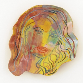 Ghada Amer: Earth. Love. Fire