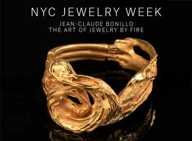 NYC JEWELRY WEEK AT MAGEN H GALLERY