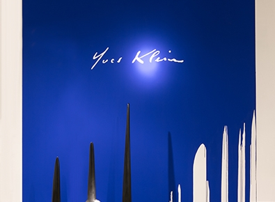 Ressource Launch of Yves Klein Blue®