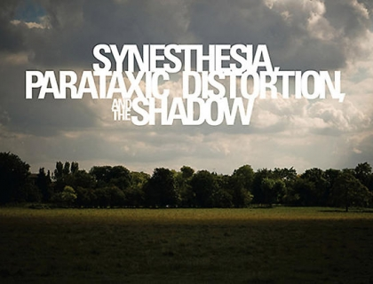Synesthesia, Parataxic Distortion, and the Shadow