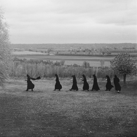 Benedictine Monks, 1955
