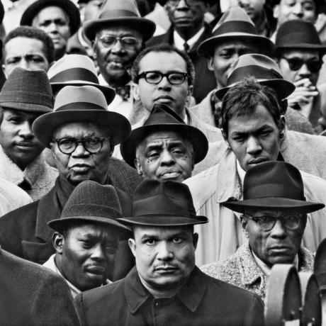 Black Muslims, 1963