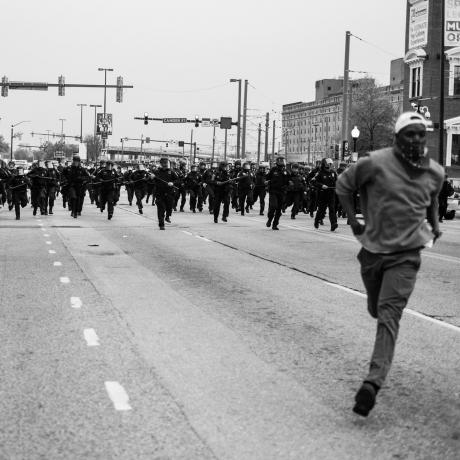 Photographer Devin Allen Awarded the Inaugural Gordon Parks Foundation Fellowship