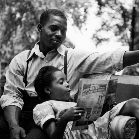 """A pioneering black photographer comes home"""