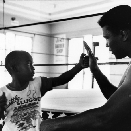 """Two Champions: Muhammad Ali and Gordon Parks"""