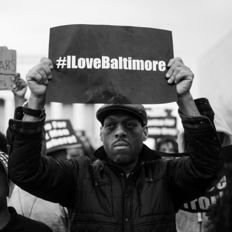Devin Allen's Inside Story in Baltimore