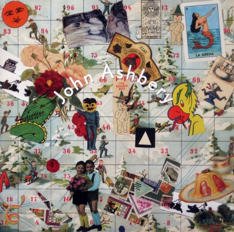 John Ashbery: Collages