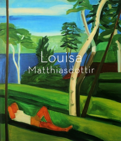 Louisa Matthiasdottir: Selected Paintings