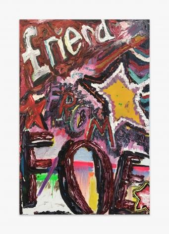 Alicia Gibson Friend from Foe, 2016