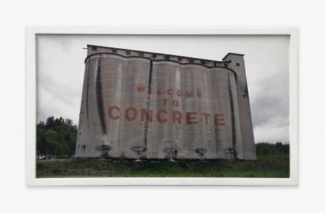 Center For Land Use Interpretation Concrete, Washington, 1999