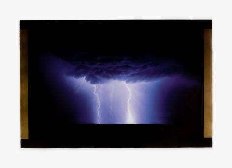 Jack Goldstein Untitled (Lightning)