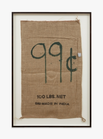 Katherine Bernhardt 99 Cents