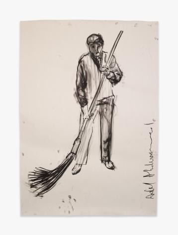 Adel Abdessemed Trabajo, 2015
