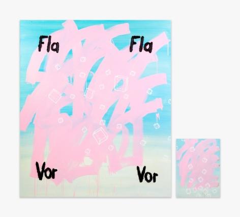 Jason Stopa Big Pink (Flavor Ice), 2016