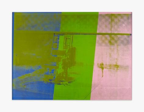 Andy Warhol Big Electric Chair, 1967-68