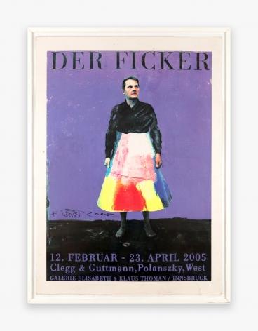 Franz West Der Ficker, 2005