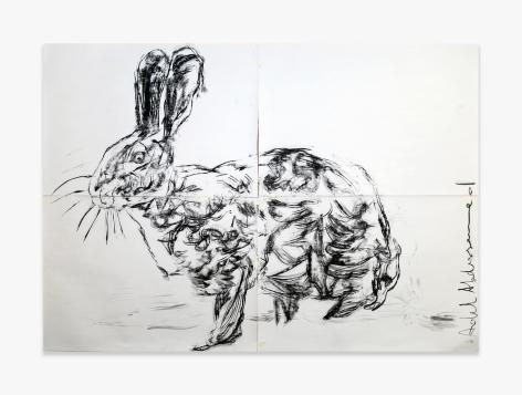 Adel Abdessemed Hare, 2015