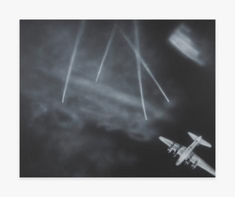 Jack Goldstein Untitled (Painting #43)