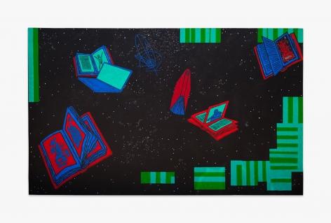 Derek Boshier Made in Space