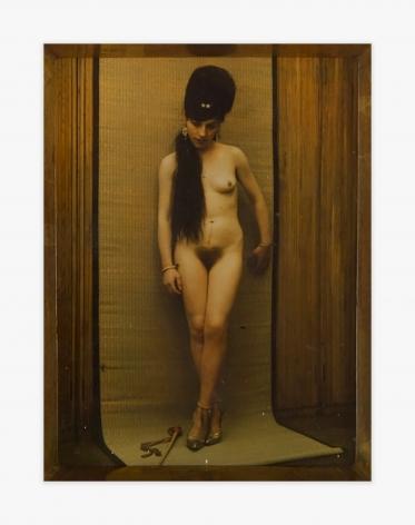 Carlo Mollino Untitled Polaroid