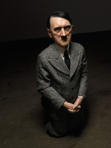 Maurizio Cattelan Him