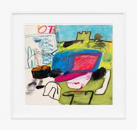 Peter Saul (OT), 1961