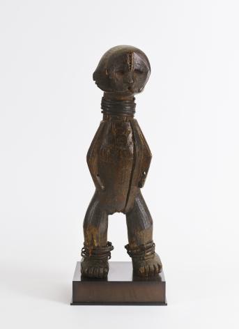 Wooden Statue, Ngbaka Tribe, Congo