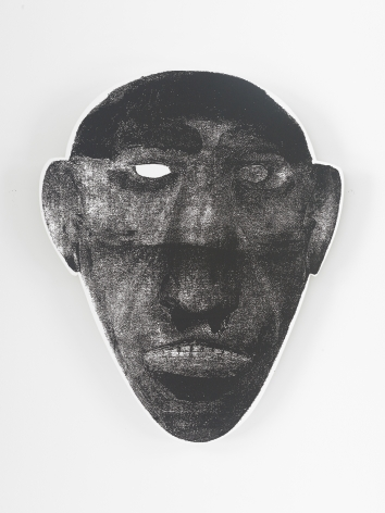 Will Boone Booger Mask, 2014