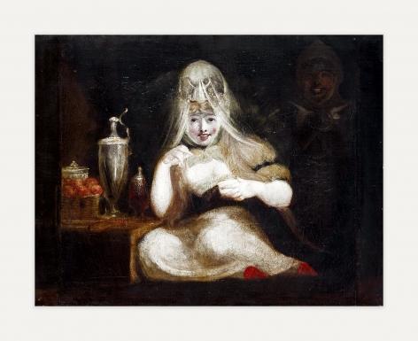 Henry Fuseli Fairy Mab