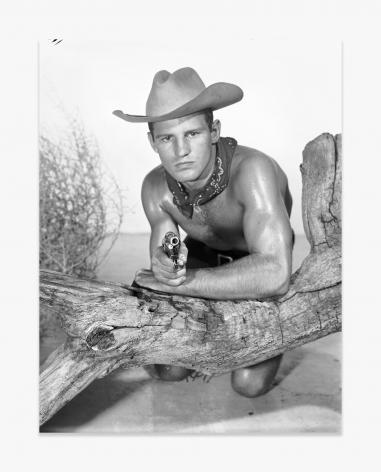 Bob Mizer Untitled (Larry Lamb, Catalog #UH1-L), Los Angeles, c. 1963