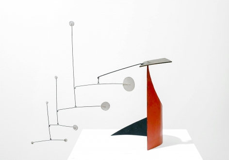 Alexander Calder Bronze Quadrilateral