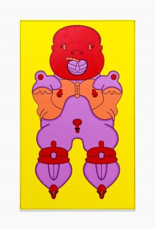 Karl Wirsum Melon Balls Jr., 1988