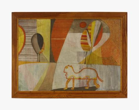 H.C. Westermann Man Animal, 1953