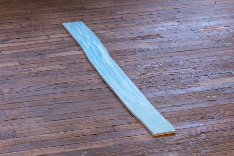 Monique Mouton Untitled (turquoise), 2016
