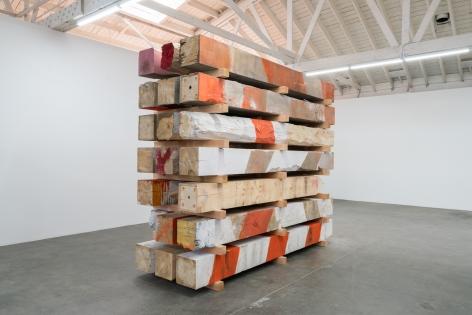 Marianne Vitale Beam Work (Stack 4), 2016
