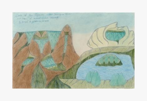 Joseph Elmer Yoakum Lake of the Ozarks, 1970