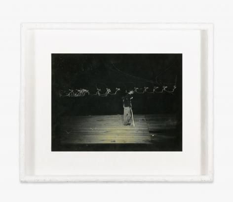 Franz West Oki allein, 1990